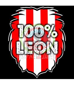 Vinilo Texti Zurigorri 100% Leon 6x6