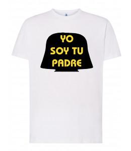 Camiseta Friki Yo Soy tu Padre