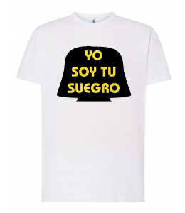 Camiseta Friki Yo Soy tu Suegro