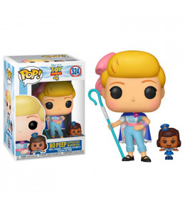 Funko POP! Disney Toy Story 4 - Bo Peep w/Officer McDimples