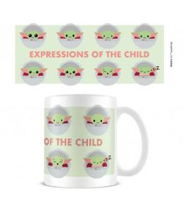 Taza The Mandalorian Taza Expressions Of The Child