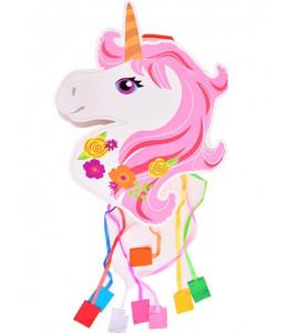 Piñata Cabeza de Unicornio