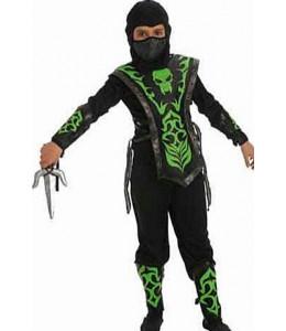 Disfraz de Ninja Calavera Niño