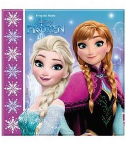Sevilletas Frozen 20 unidades