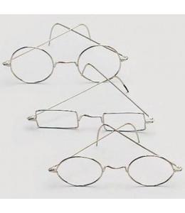 Gafas Metalicas Recangulares