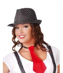 Sombrero Gangster Rayas