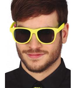 Gafas de Neon Amarillo