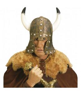 Casco Vikingo de Latex