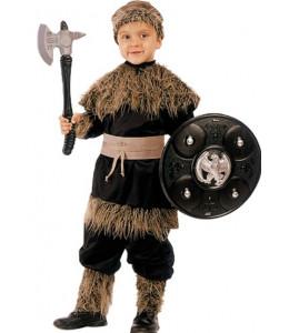 Disfraz Guerrero Vikingo Niño