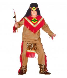 Disfraz de Indio Niño