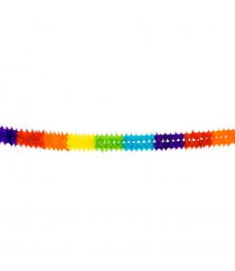 Guirnalda Papel Colores 6M