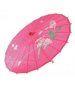 Sombrilla de Geisha