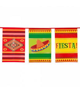 Banderines Fiesta Mejicana