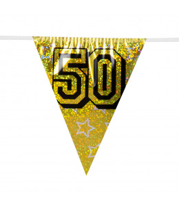Guinalda Triangular 50