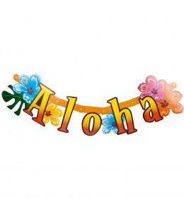 Letrero Aloha