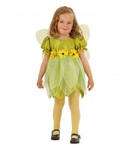 Disfraz de Hada Verde Bebe