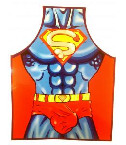 Delantal Superheroe