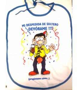 Babero Mi Despedida de Soltero