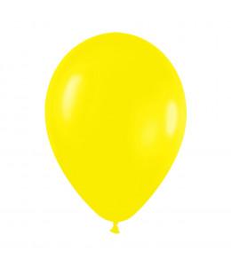 Bolsa con 10 Globos Amarillos