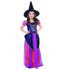 Disfraz de Bruja Purpura