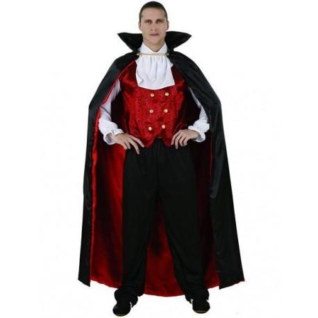 Disfraz de Vampiro Rojo