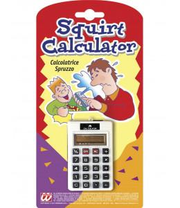 Calculadora con Chorro