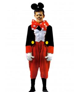 Disfraz de Raton Animado Niño