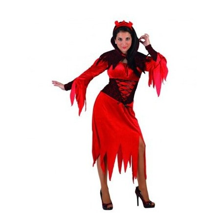 Disfraz de Diablesa Picos