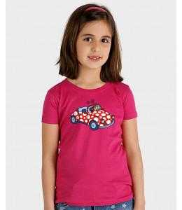 Camiseta Kukuxumusu Mary Infantil