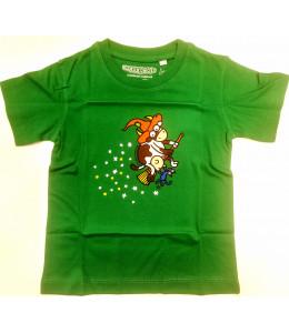 Camiseta Kukuxumusu Bruji Infantil
