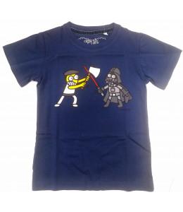Camiseta Kukuxumusu Aizkogalaxia Infantil