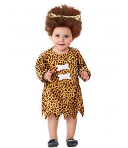 Disfraz de Cavernicola Bebe