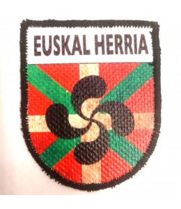 Parche Textil Bordado Euskal Herria