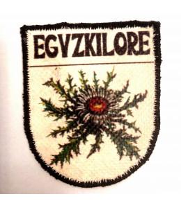 Parche Textil Bordado Eguzkilore