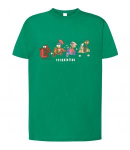 Camiseta Kukuxumusu Vespolution