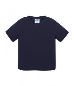 Camiseta Azul Marino Manga Corta
