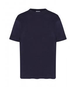 Camiseta Azul Marino Manga Corta Niño