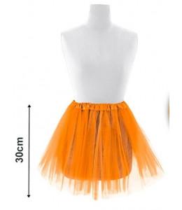 Tutu Naranja 30cm