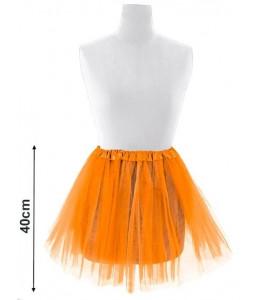Tutu Naranja 40cm