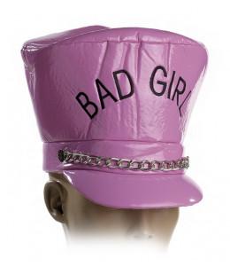 Gorra Bad Girl Rosa