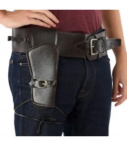 Cinturon con Cartuchera Similpiel