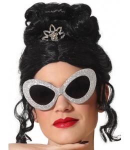 Gafas Fashion Plata