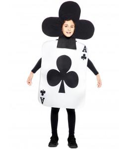 Disfraz de As de Trebol Infantil