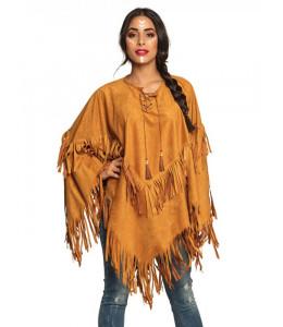 Disfraz de Poncho Indio