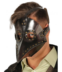 Mascara Medico Peste
