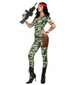 Disfraz de Militar Buzo