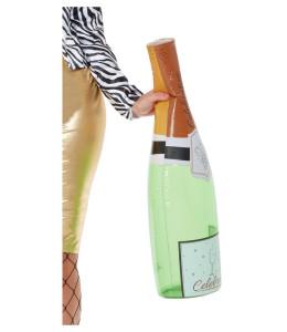 Botella de Champagne Hinchable