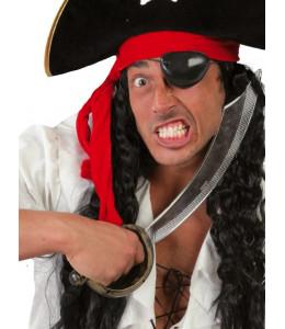 Espada Pirata Con Parche