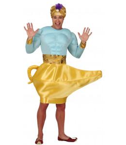 Disfraz de Genio en Lampara