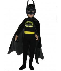 Disfraz de Super Heroe Murcielago Niño